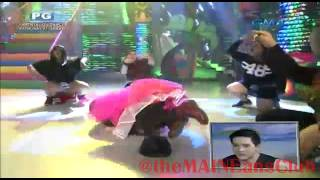 Yaya dub's full performance in HD - drums pa more