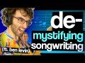 Demystifying Songwriting with Ben Levin
