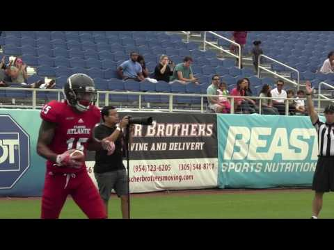 FAU Spring Game 2017 Highlights