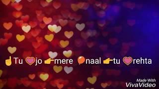 Samjhawan Female Song lyrics Whatsapp Status 40 seconds hindi song