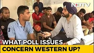 Lok Sabha Polls 2019: What Young Voters In Western UP Want