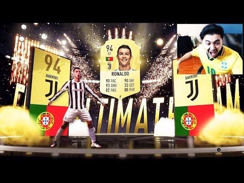 FIFA 19 RONALDO IN A PACK!?! PACK OPENING *ESCLUSIVO* (FUT 19) thumbnail