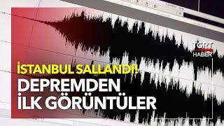 İstanbul'da 3,9 Şiddetinde Deprem! Uzmanlar Yorumladı: Marmara Depremin Habercis