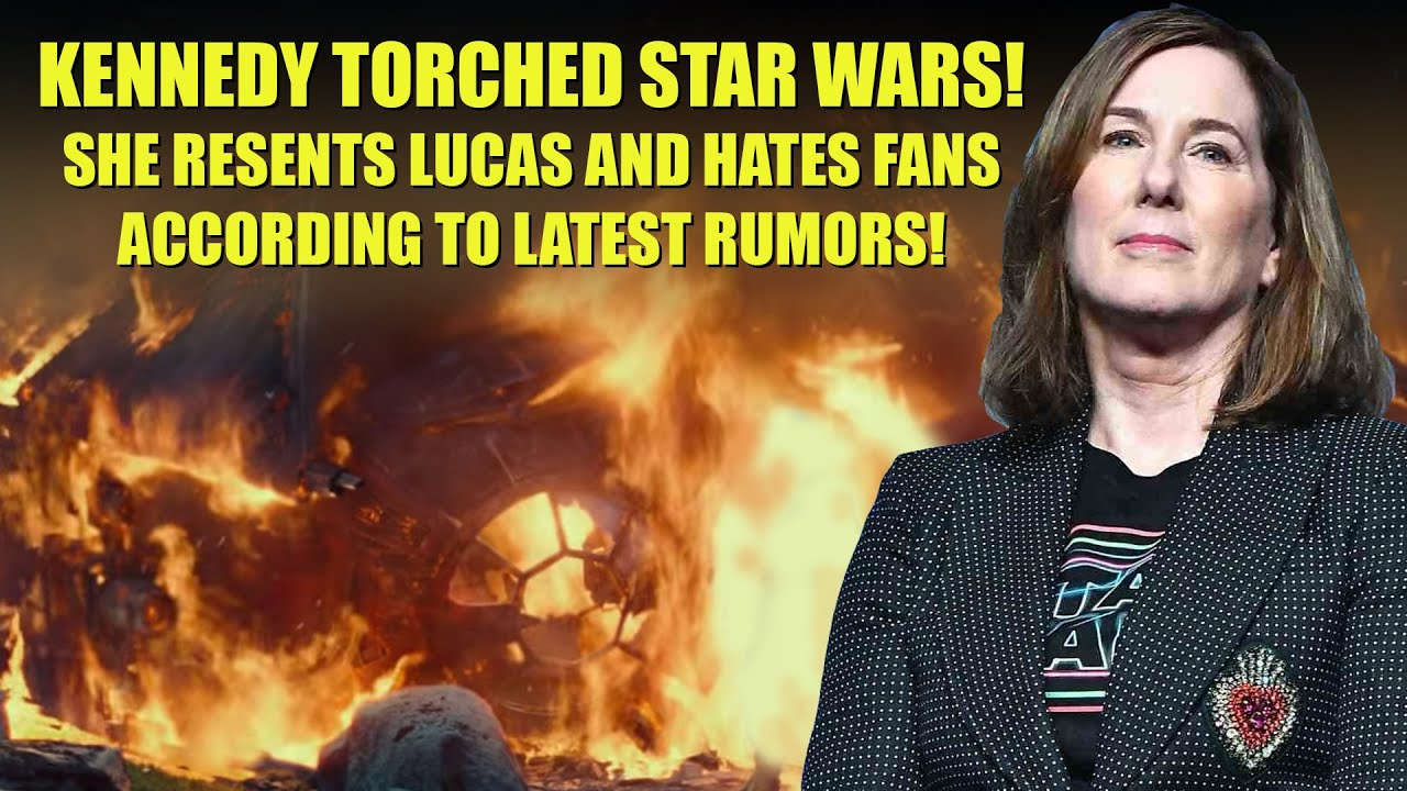 Star Wars Leak | Kennedy Ruined Star Wars to Punish Lucas Insider Claims