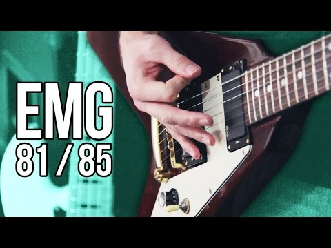 EMG 81 & 85 - Metal | Pete Cottrell