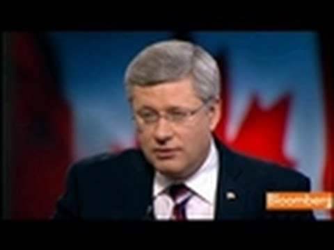 Harper Says Canada Taking Steps to Diversify Its Trade