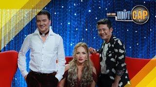 Mr. Đàm dụ dỗ Tấn Beo hát Hit của mình trên sân khấu Trời Sinh Một Cặp   It takes 2 Vietnam 2017