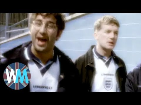Top 5 England Football Songs