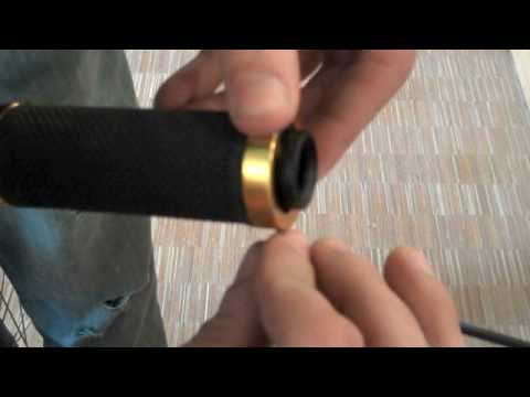 Speed Metal™ Grips by Portland Design Works - Installation Instructions