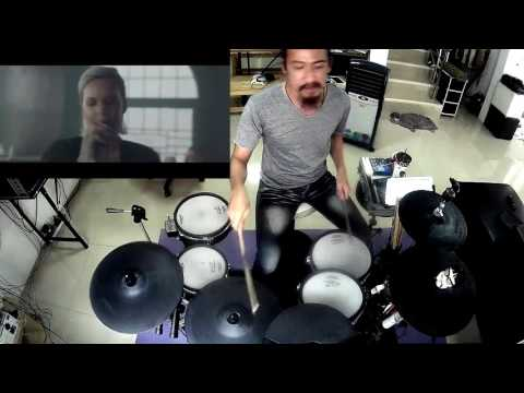 Clean Bandit - Rockabye ft. Sean Paul & Anne-Marie  (Electric Drum cover by Neung)