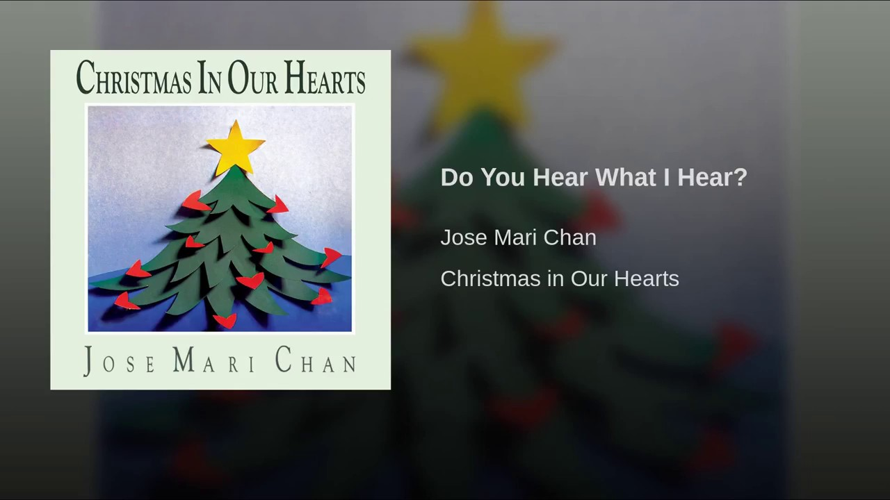 DO YOU HEAR WHAT I HEAR (CHRISTMAS SONG) - YouTube