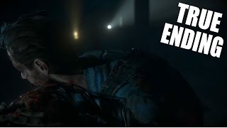 All The Secrets Revealed | Until Dawn TRUE ENDING