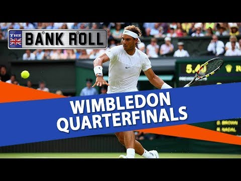 Wimbledon Quarterfinals Betting Tips Team Bankroll Live Odds