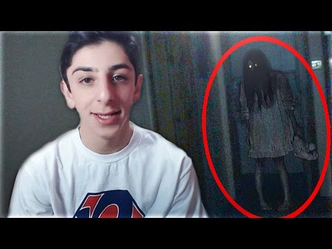 Thumbnail: Top 5 Youtubers Who CAUGHT GHOSTS In Their Videos! (Ghosts Caught In Youtuber Videos)