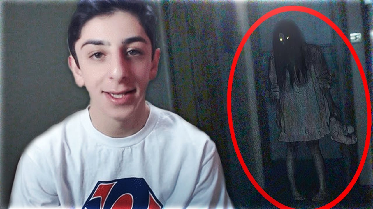 Top 5 Youtubers Who Caught Ghosts In Their Videos Ghosts