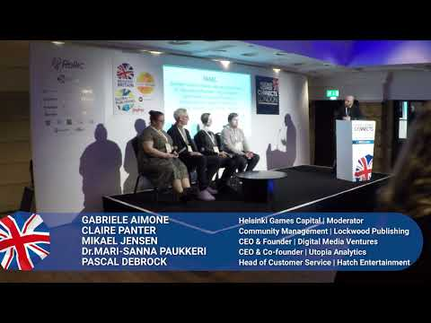 Panel: The Toxic Content Dilemma – Is In-game Game Chat A Lost Case Or Can It Be Saved?