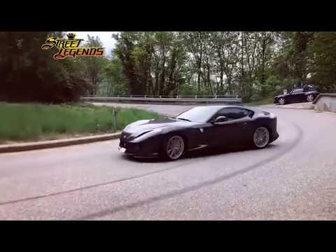 Amazing Street Drifting
