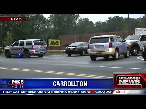 GBI investigating deputy-involved shooting in Carroll County