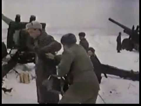 Battle for Moscow - Soviet movie