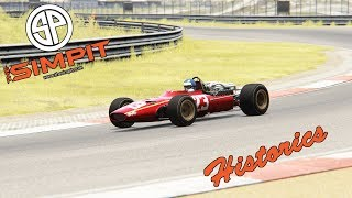 Simpit historic series - week 1/race 2 - ferrari 312
