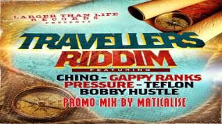 Travellers Riddim Mix {Larger Than Life Records} [Reggae] @Maticalise
