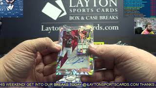 2018 Contenders Football 2 Box Break for jerald A