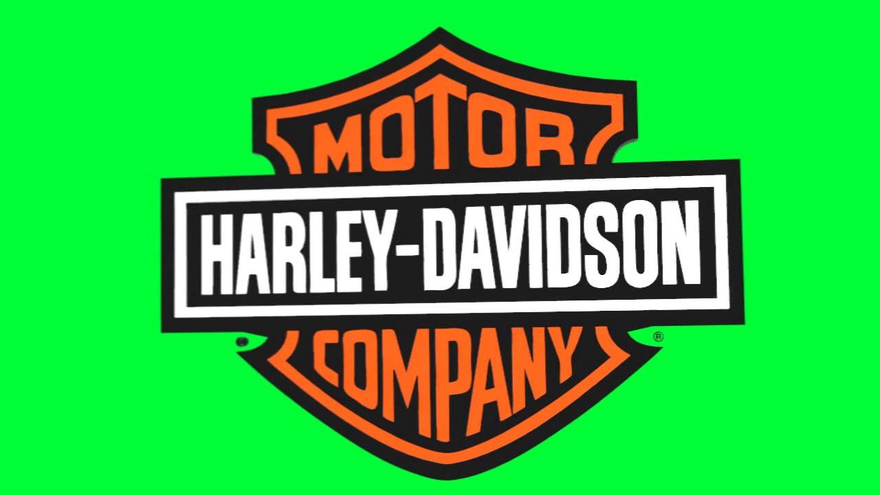 Harley Davidson Logo Chroma