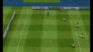 Pro Evolution Soccer 2008 DEMO Great Goal