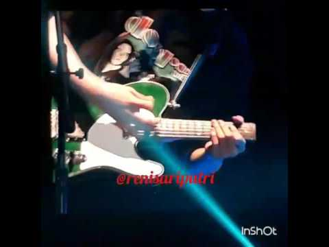 CNBLUE - COFFEE SHOP AT BETWEEN US CONCERT IN JAKARTA