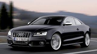 Audi S5 Coupe 2007 купе