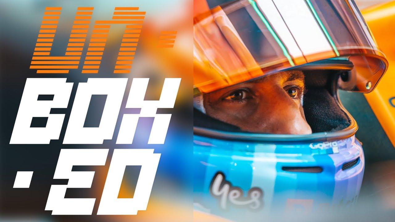 McLaren Unboxed | Land of Fire | #AzerbaijanGP
