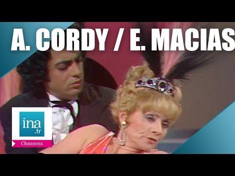 Annie Cordy et Enrico Macias