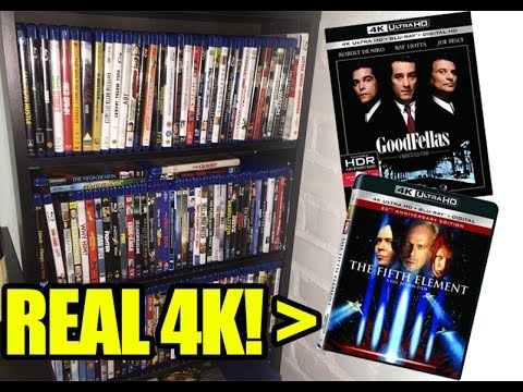 Download Bluray Collection update! New Real 4ks! (July 2017)