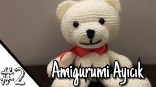 Amigurumi - Dev Ayıcık Yapımı - Örgü Modelleri | 180x320
