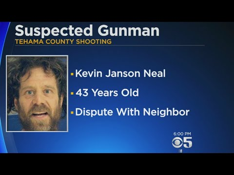 Authorities Identify Suspect In Tehama County Mass Shooting
