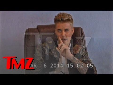 Justin Bieber Deposition, Don't Ask Me About Selena Gomez | TMZ