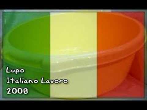 Italiano Lavoro  Lupo