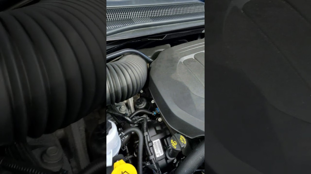 2016 [Rebuilt] Chrysler Town and Country w/5k miles, 3 6L VVT engine with  ticking noise