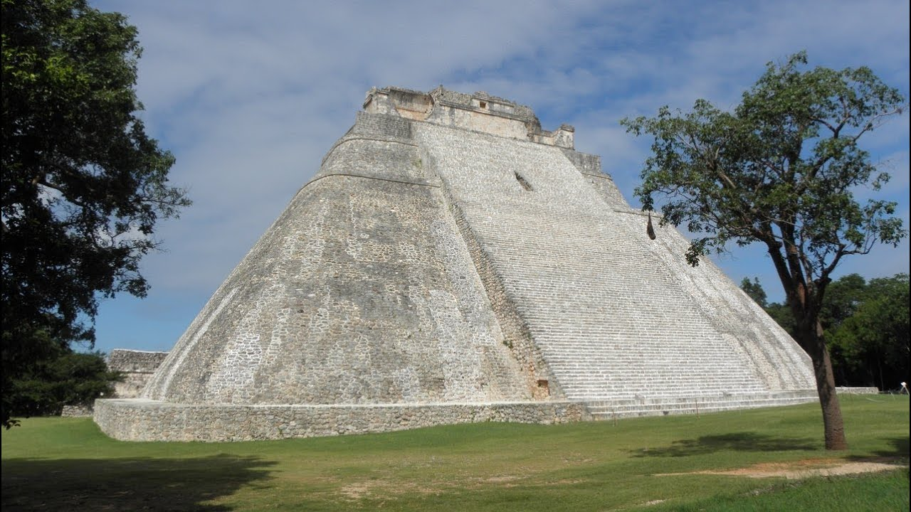 The Mayan Sacred Sites Chichen Itza Uxmal Palenque