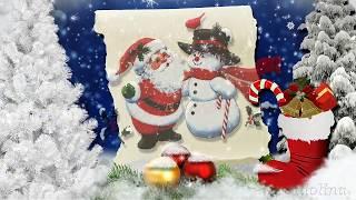 Ho Ho Ho!  6.Dezember ist Nikolaustag ! Grüße zum Nikolaustag.