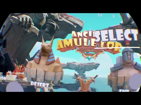 Ancient Amuletor Live Review & Gameplay ( PlayStation VR Gameplay )  #Psvr