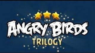 Angry Birds Trilogy - Launch Trailer - Xbox 360 - PS3 - Nintendo 3DS