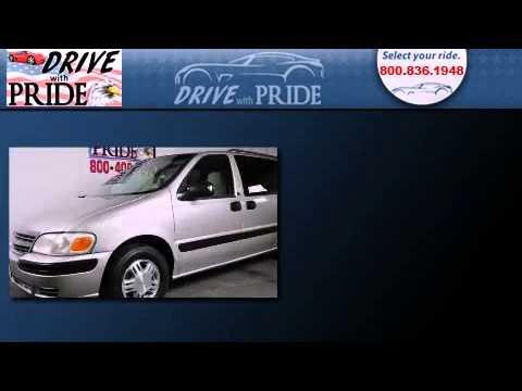 Usado 2004 Chevrolet Venture Para La Venta en Houston TX