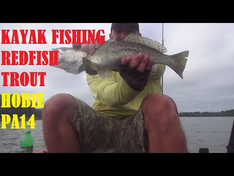 REDFISH & TROUT Are Stacked At Guana Dam After RE-OPENING - ARTIFICIAL Baits Only - Kayak Fishing