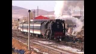 China - The Last Timetabled Steam Express in the World - JiTong 2003