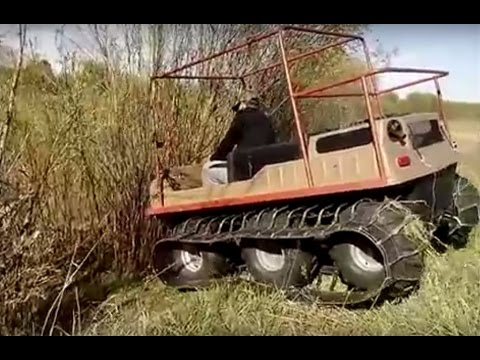 Homemade All Terrain Vehicle Off road Compilation 2016