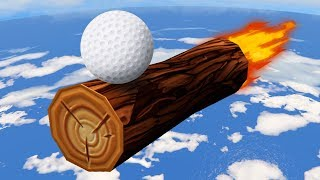 【DE JuN】Golf It ※空中飛球樂園 !! 碰碰球 !!