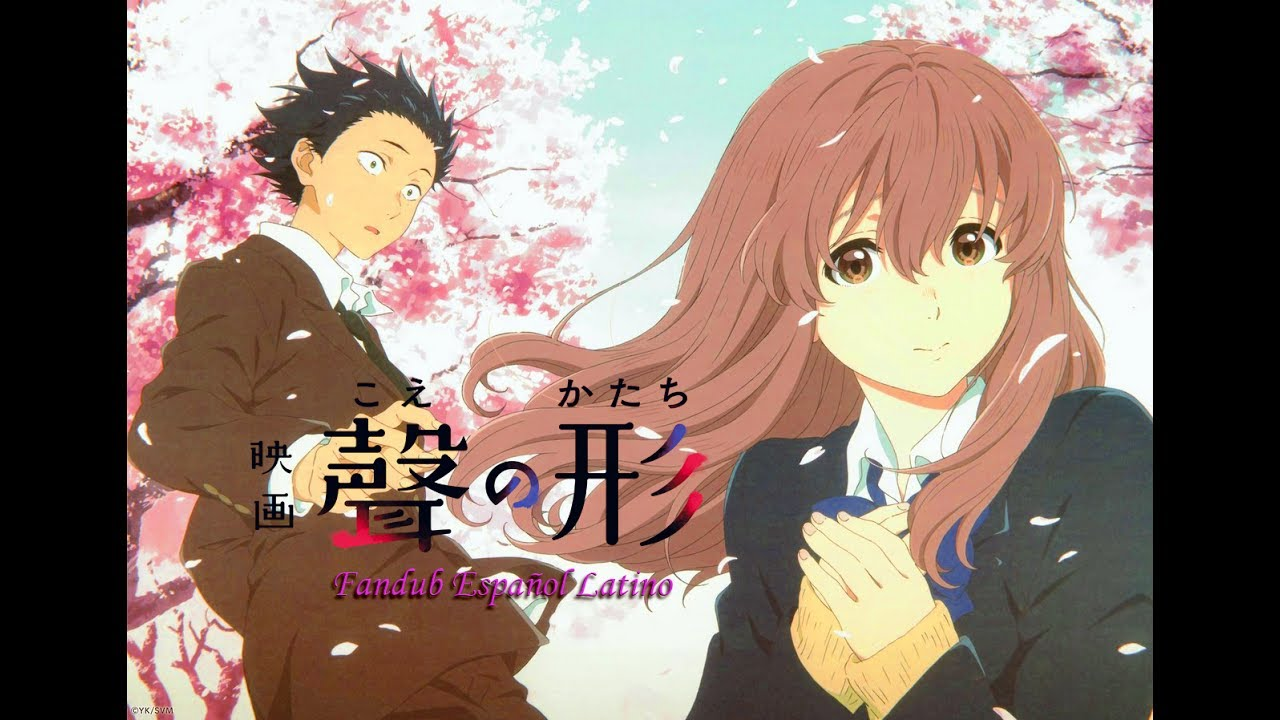 Koe no katachi koi wo shita no wa fandub espa ol for Koi no katachi