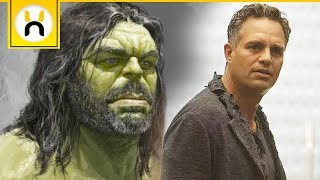 Hulk & Banner Will Merge and Become Professor Hulk in Avengers 4