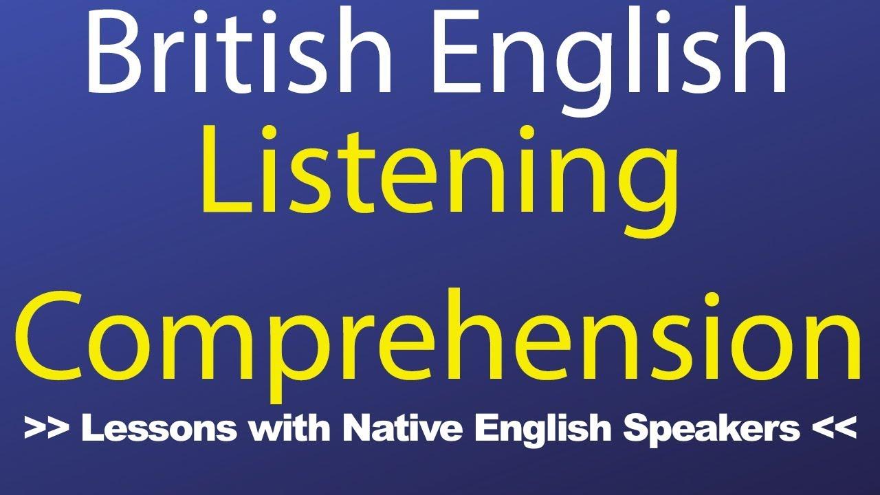 Download British English Listening Comprehension